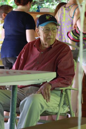 Pap at his 90th Birthday Party