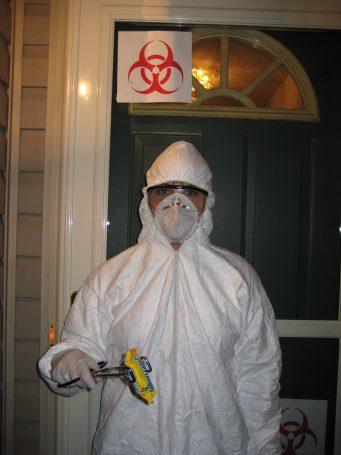 Biohazard!