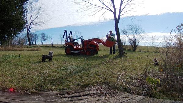 Full Tractor